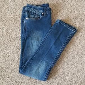 Volcom | Faded Blue Wash Skinny Jeans